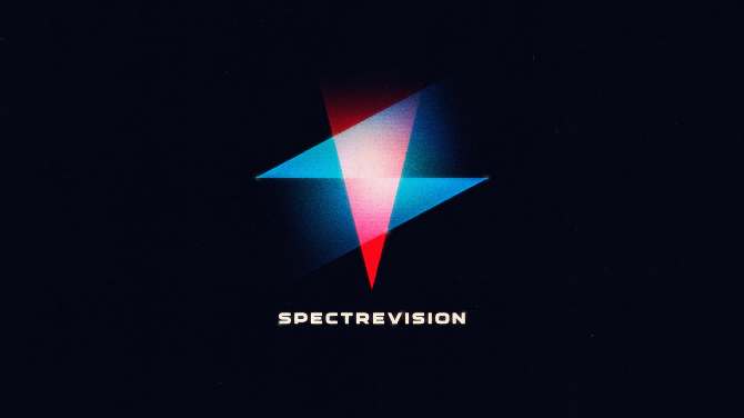 Movie Production Company Logos Spectrevision Branding Cory Schmitz