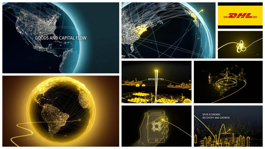 planeten bewegung animation